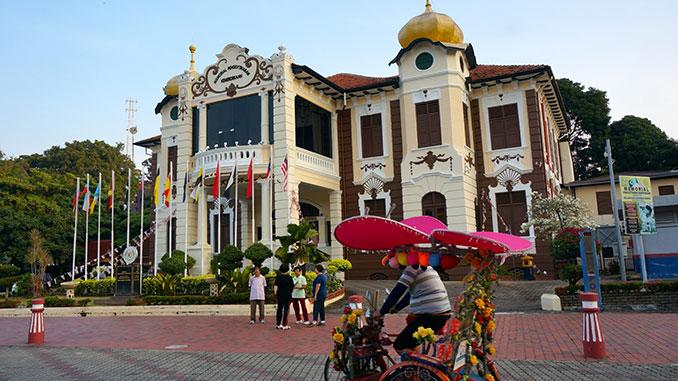 que debes saber de Malasia antigua capital Malacca