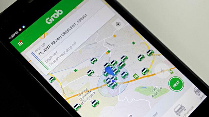 Grab Car en Malasia es como Uber