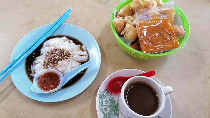 Best breakfast in Ipoh
