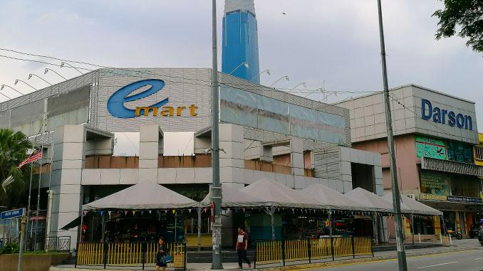 Comprar electrónica en Kuala Lumpur