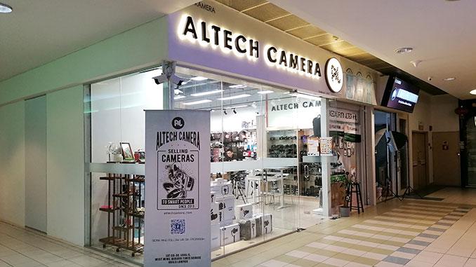 comprar camaras fotograficas segunda mano baratas en Kuala Lumpur Malasia