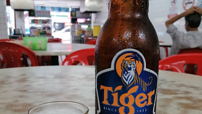 Donde tomar cerveza barata en Kuala Lumpur