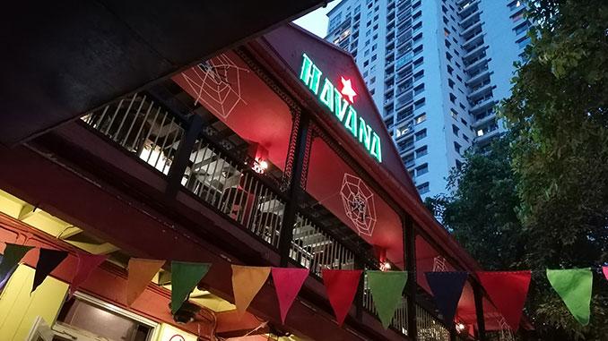Bar Havana en Kuala Lumpur
