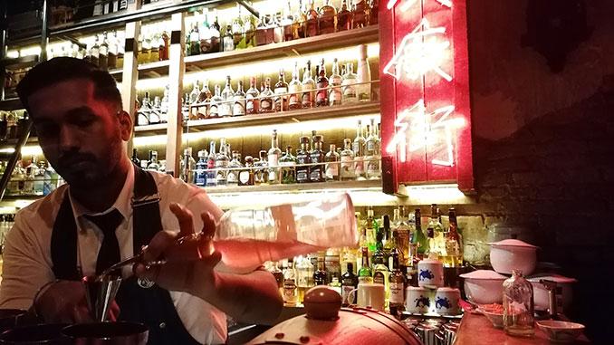 El bar PS150 es el lugar ideal para vivir la noche de Kuala Lumpur