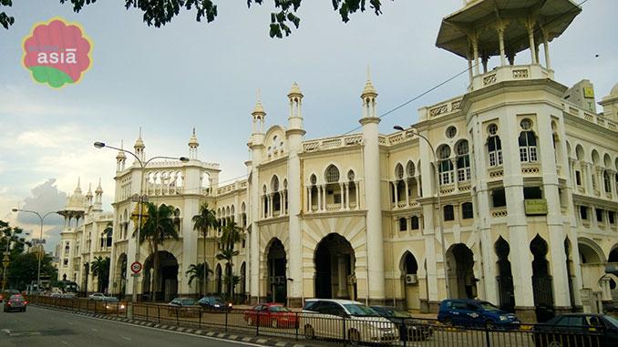 Estación de ferrocarril de Kuala Lumpur KTM